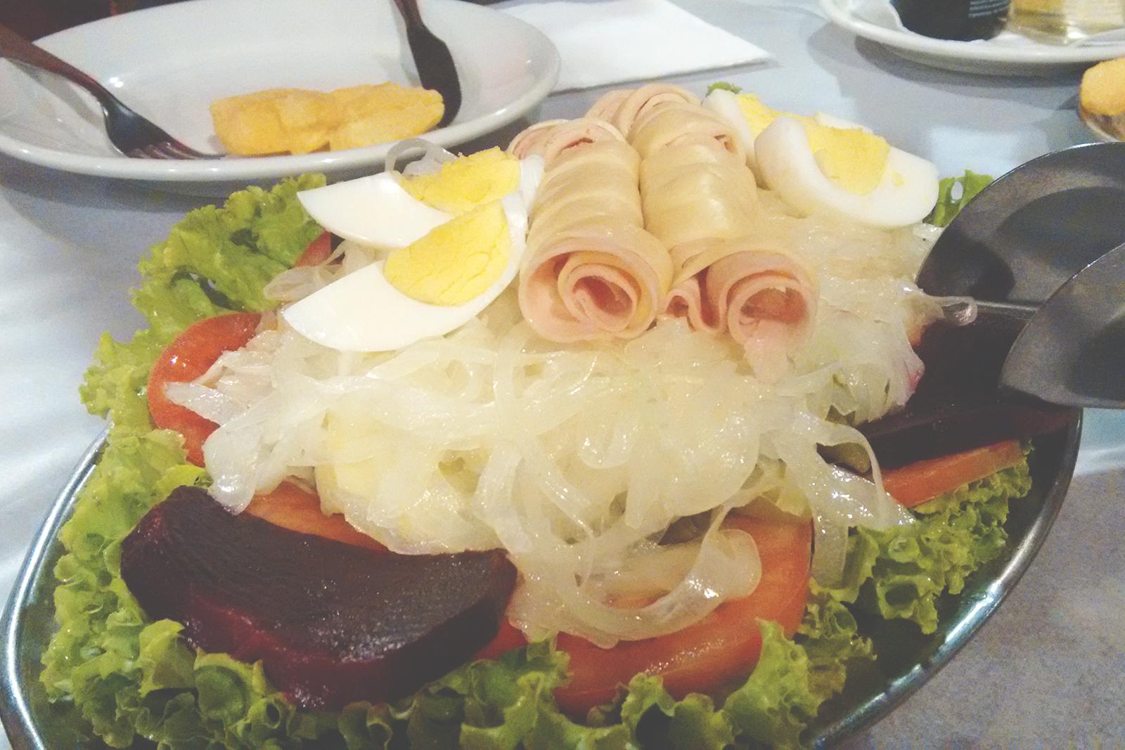 salada restaurante rã-chu campinas