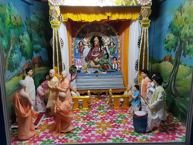 Ramakrishna Mission Ashram Doll Exhibition Vishakapatnam