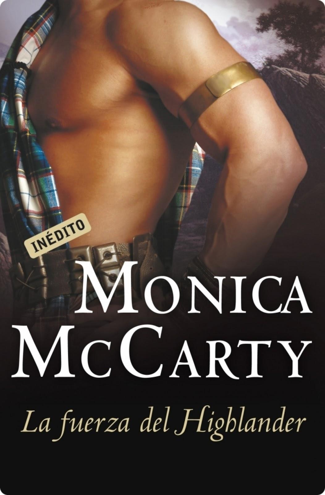La fuerza del highlander – Mónica McCarty