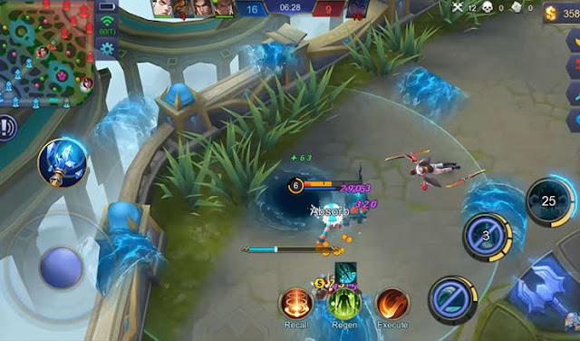 Skill ultimate Kadita Mobile Legends