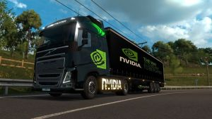nVidia pack for Volvo 2012