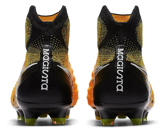 sale retailer ade8c 6eaff Part of the so-called  Lock in, Let Loose  collection, the  Laser Orange  Nike  Magista Obra II soccer cleats will go on sale on July 10.