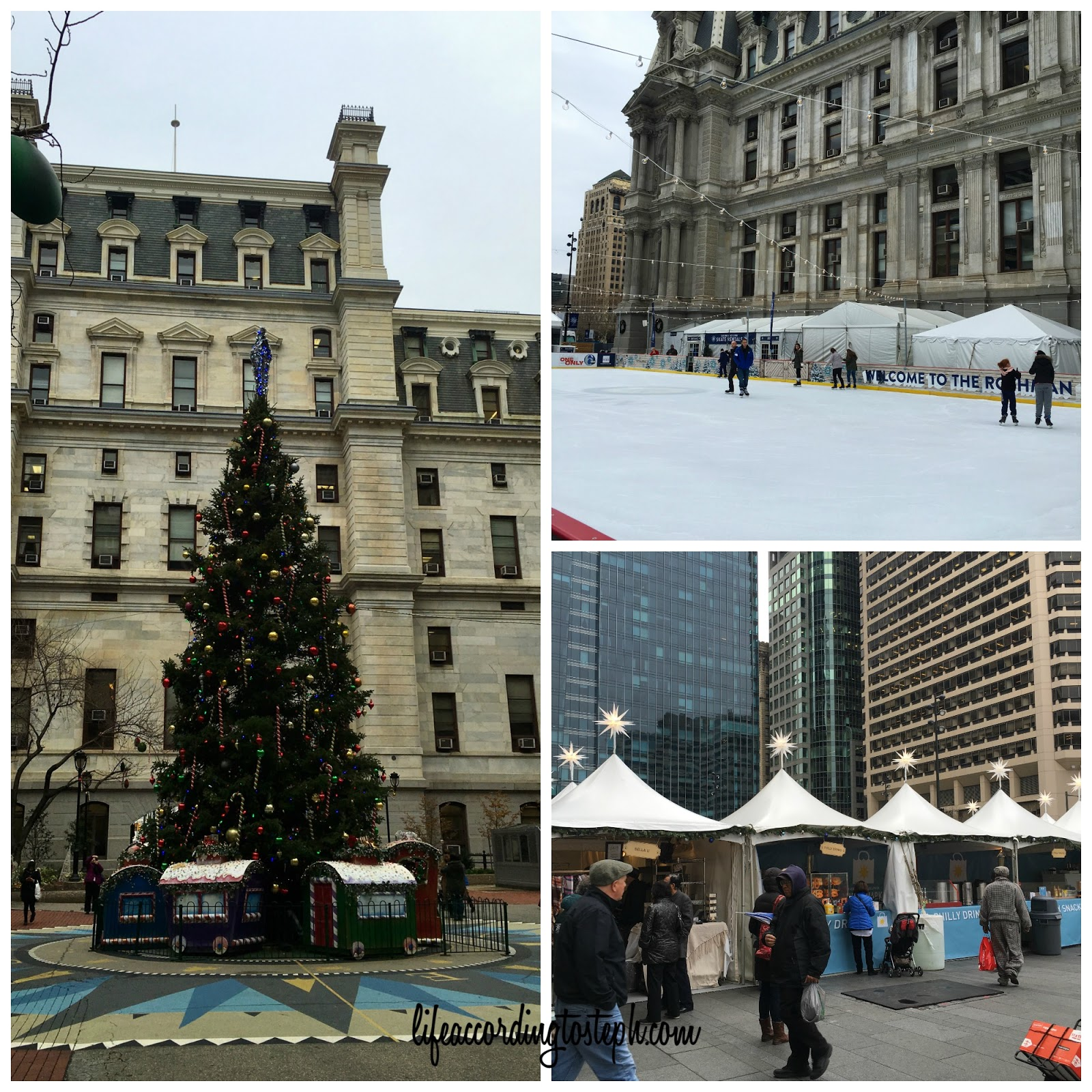 Life According To Steph: Christmas In Philly: Wanamaker