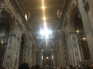 Basilica de San Pedro - Vaticano