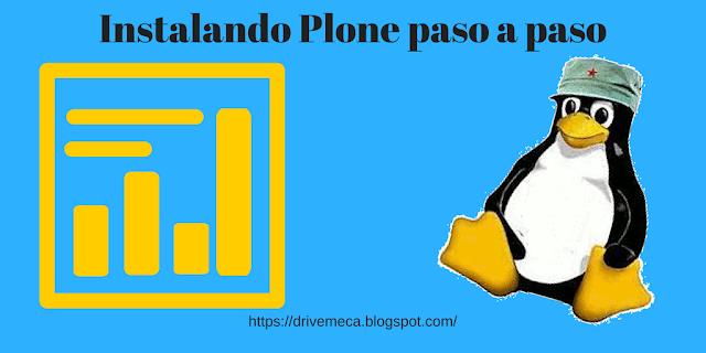 Como instalar Plone en Linux Centos
