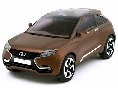 2013 Lada XRay Concept Normal Resolution HD Wallpaper 2