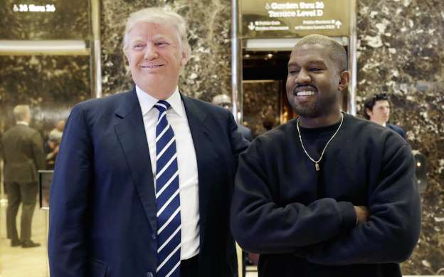 Kanye West Might Perform at Donald Trump's Inauguration, but Garth Brooks Won't