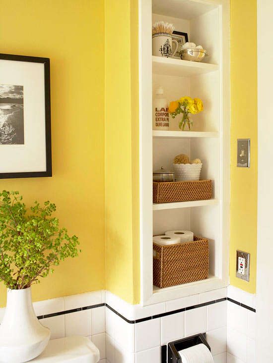 Rent to Own.ph Blog: Bathroom Storage Ideas