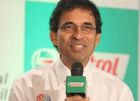 Harsha Bhogle as Commentator | Commentor  in Sumit Sambhal Lega