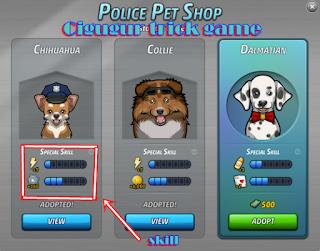 Trik jitu mempercepat pertumbuhan hewan peliharaan criminal case