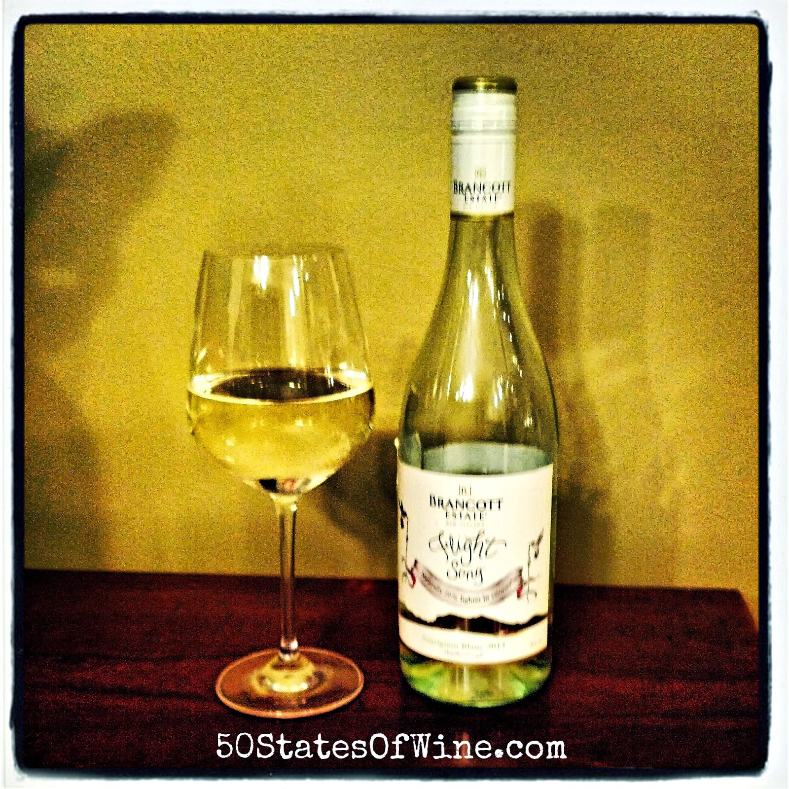 Brancott Estate Flight Song Sauvignon Blanc 2013