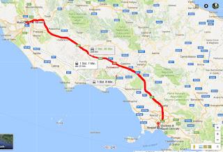 como ir roma napoles trem - Como ir de trem de Roma à Pompéia