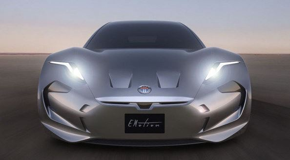 2017 Fisker EMotion  Review
