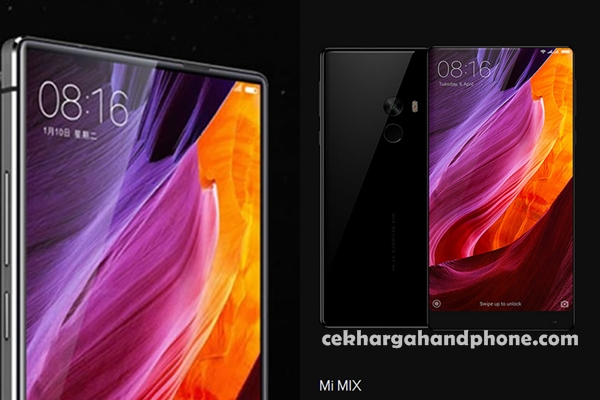 Handphone Terbaru Tiruan Mi MIX Ini Dijual Satu Jutaan