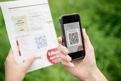 Illusatration QR code, premier pas vers une stratégie mobile ?