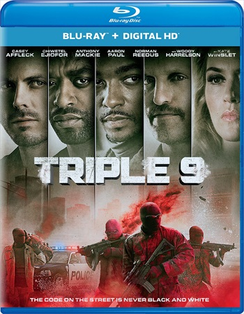 Triple 9 2016 English 720p BRRip 850MB ESubs