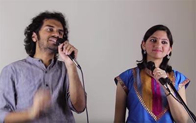Om Shivoham (Aks & Lakshmi Cover) – Naan Kadavul | Shiva Mantra
