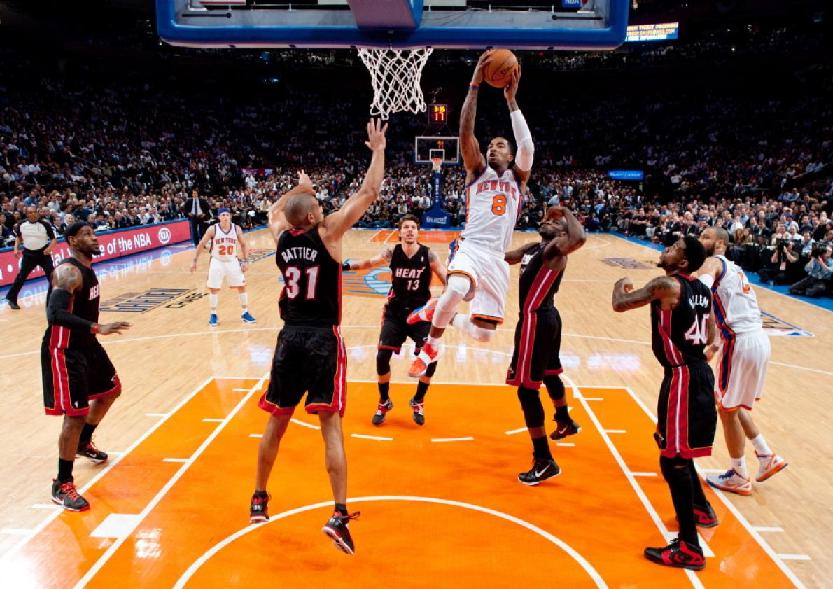 Como são os jogos do New York Knicks da NBA  6eb841440607e