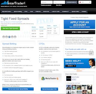 Intertrader direct forex trading