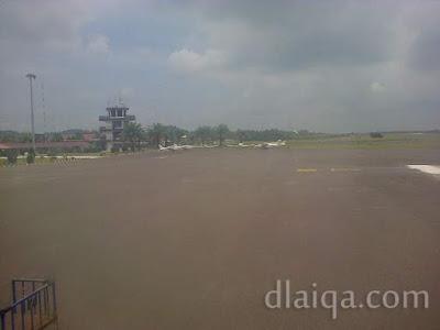 bersiap meninggalkan Belitung