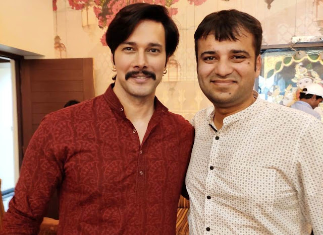 A rendezvous with actor Rajniesh Duggall