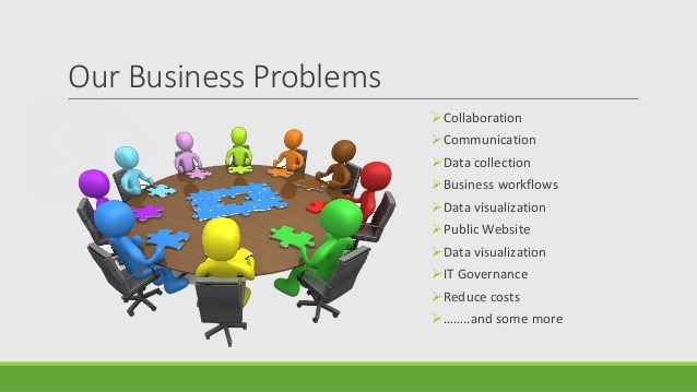 tackle business problems