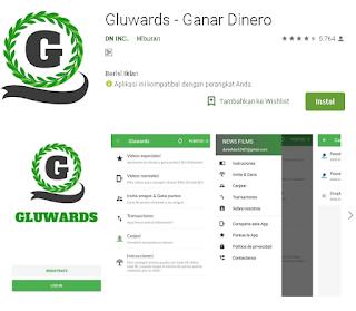 Tutorial Nuyul Aplikasi Gluwards dengan termux Android
