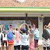 PUSKESDES Gandeng Mahasiswa KKN UTM adakan Senam Lansia
