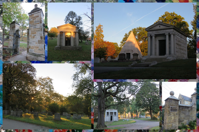Homwood Cemetery in Pittsburgh