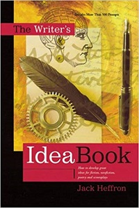 The Writer's Idea Book, Jack Heffron