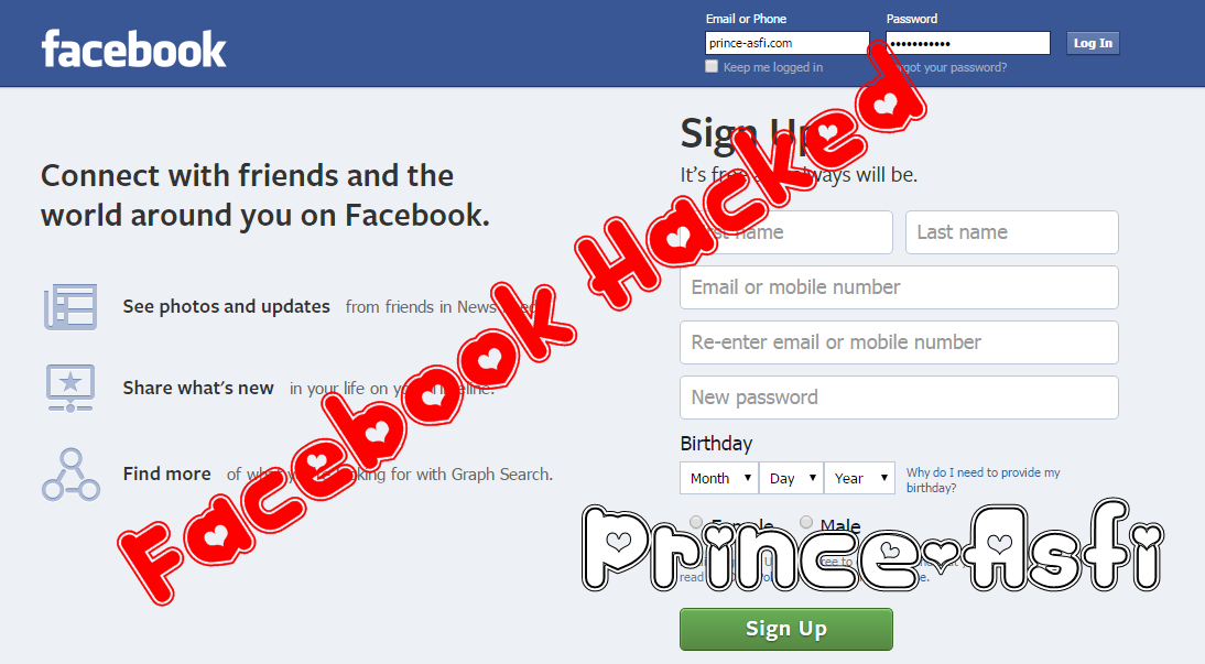 Learn Facebook Hacking with Phishing Page
