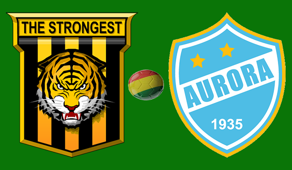 En vivo The Strongest vs. Aurora - Torneo Apertura 2018