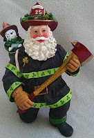 Irish Santa at The Irish Gift House