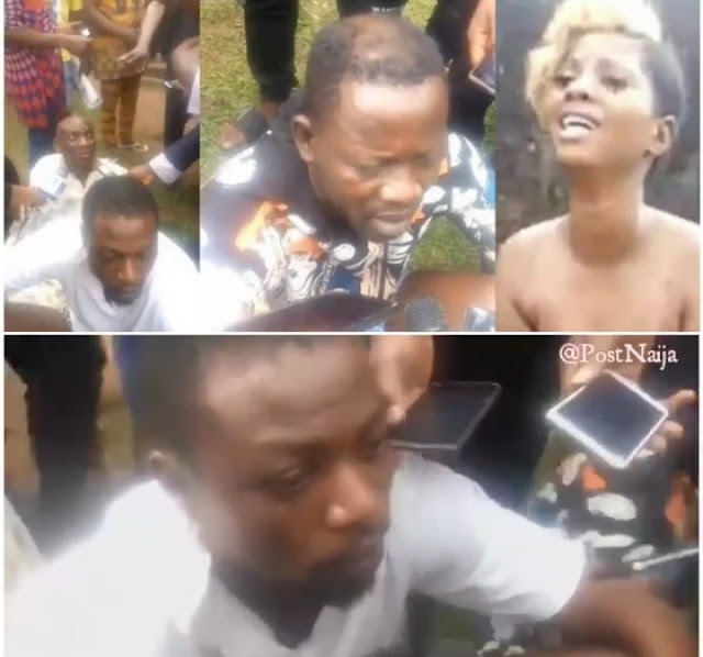 Image result for three arrested for inserting pepper in a lady's private part