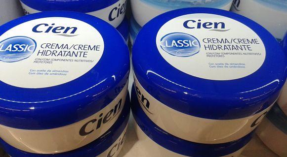 Crema hidratante Classic CIEN de Lidl