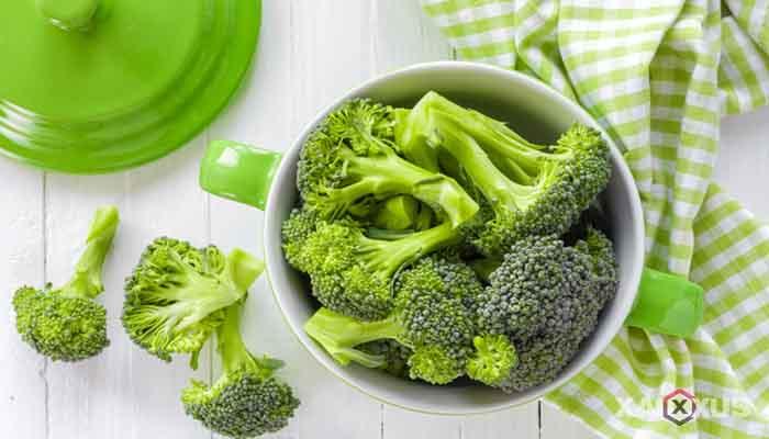 Cara menghilangkan bekas cupang dengan makanan vitamin K