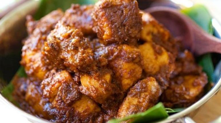 Resep Rendang Ayam Padang Sederhana Ala Rumahan