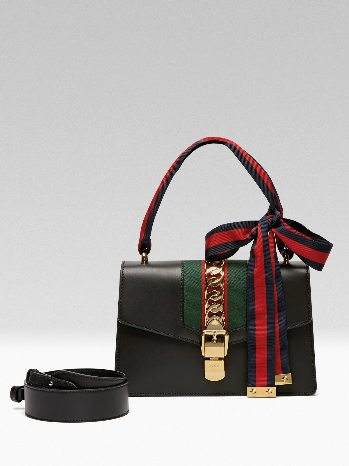 "Gucci Introduces ""Sylvie"" As SS16 It Bag"