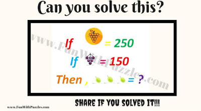 Kids' Maths Equations Brain Teaser