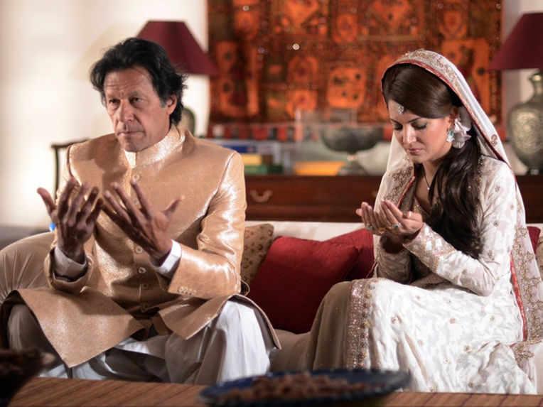 How Imran Khan Divorced his Wife Reham Khan