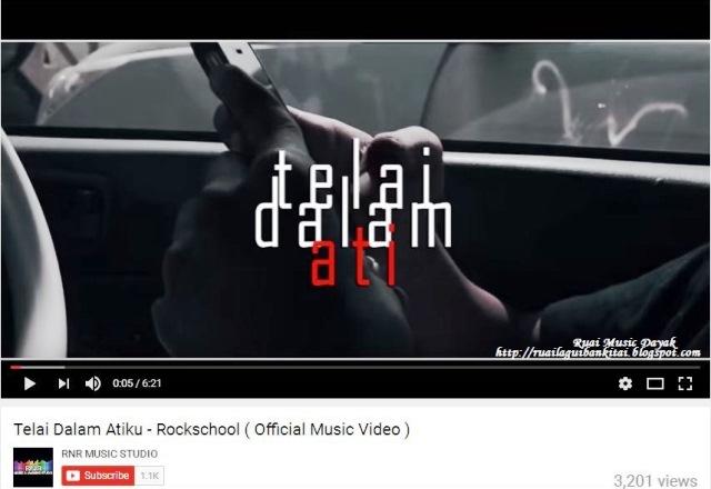 Rockschool single 'Telai Dalam Atiku' review