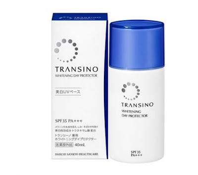 Kem chống nắng dưỡng trắng da Transino Whitening