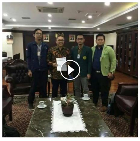 Harga Naik Mencekik BEM SI Temui Ketua MPR RI Suarakan Reformasi Jilid II