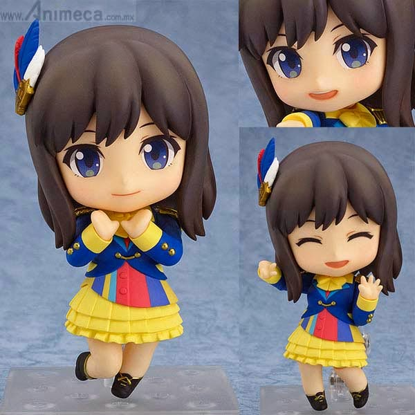 MAYU SHIMADA NENDOROID FIGURE Wake Up, Girls! GOOD SMILE COMPANY