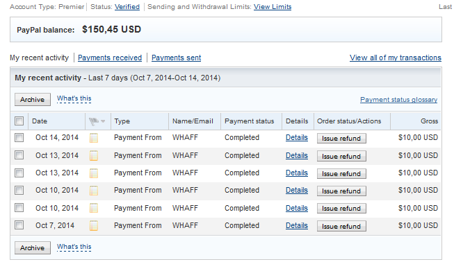 Earn money easily from the android with Whaff Rewards