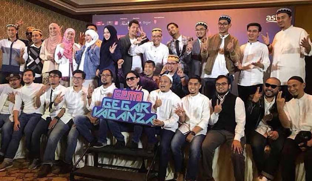 Live Streaming Gema Gegar Vaganza 2 [ 2018 ]