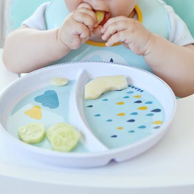 Moje dziecko i BLW, czyli samodzielne jedzenie niemowlaka