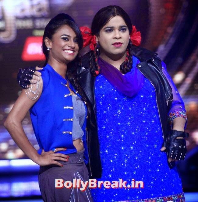 Kiku Sharda, Jhalak Dikhhla Jaa Season 7 Grand Launch Pics