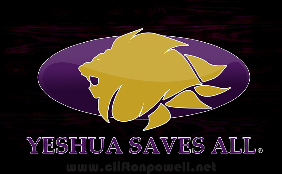 Yeshua Saves All Trademarked Logo 2019