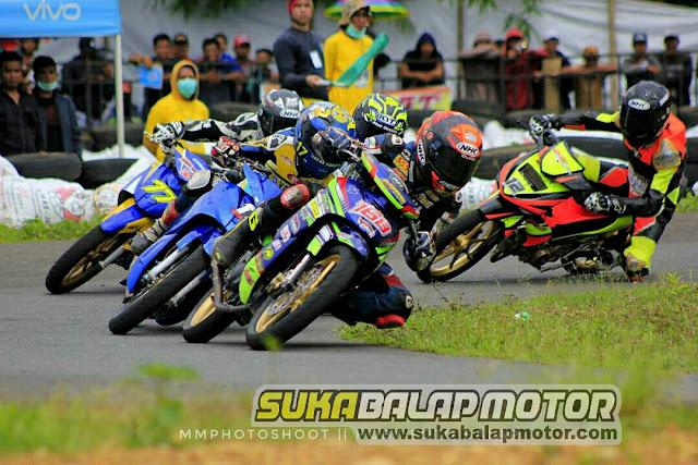 Jadwal Kejurnas Motoprix 2018 Region 5 Sulawesi